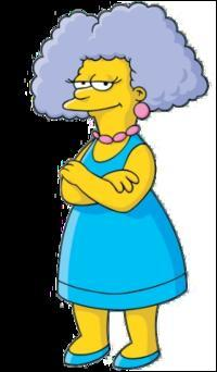Tante Gladys lui a légué :