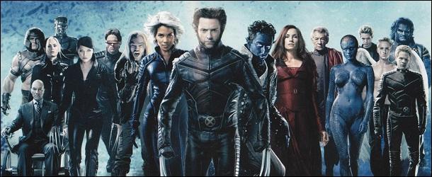Le X, une lettre très importante pour ce film où les mutants ont le premier rôle :