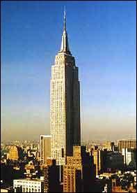 Comment s'appelle ce monument très populaire de New York ?