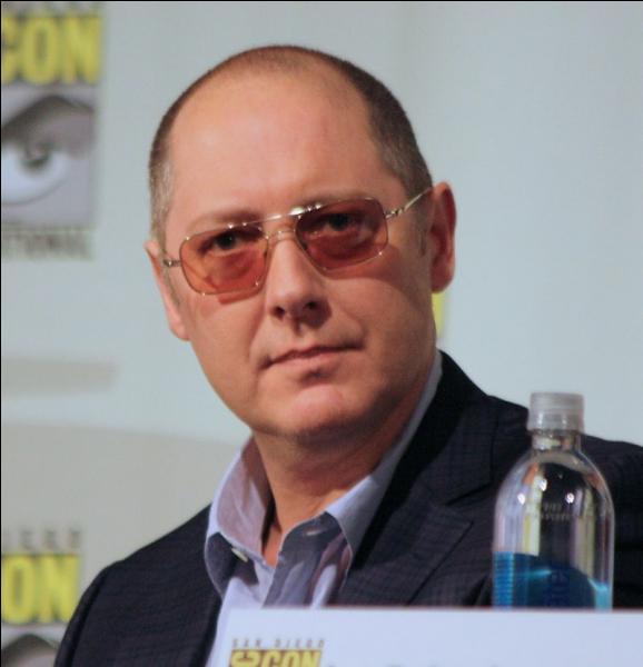 Qui est l'acteur qui joue le rôle principal dans Blacklist ?
