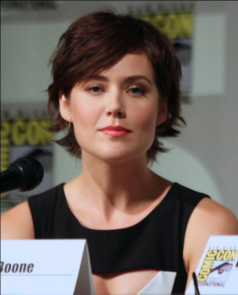 Qui est l'héroïne de la série ?