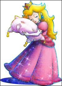 Qui est cette princesse rose ?