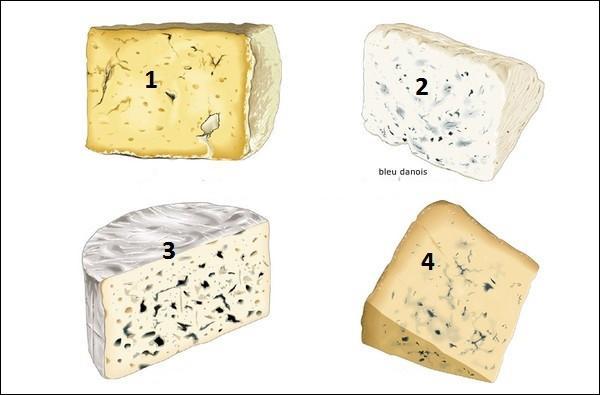 Quel est le fromage appelé Stilton et produit en Grande-Bretagne ?