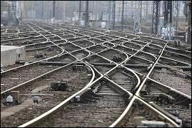 ''Deux droites ---------------------------- sont deux droites qui, comme les rails du chemin de fer, tournent en même temps.'' (Complétez)