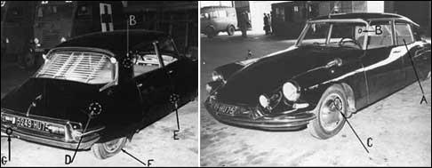 Quel président de la 5e République ne voulait pour ses déplacements qu'une voiture de marque Citroën ?