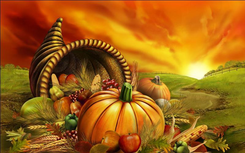 Aux États-Unis, que fête-t-on le 4e jeudi de novembre ?