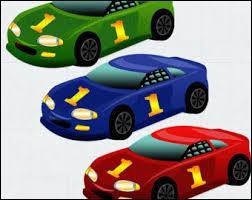 """Laquelle de ces voitures est un """"Sacré Numéro"""" ?"""
