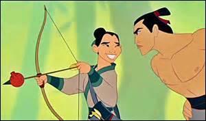 Quel cadeau témoignant de sa bravoure Mulan ne reçoit-elle pas ?