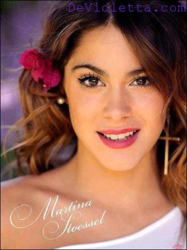Le nom de Violetta est :
