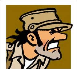 Qui est cet ami de Tintin ?