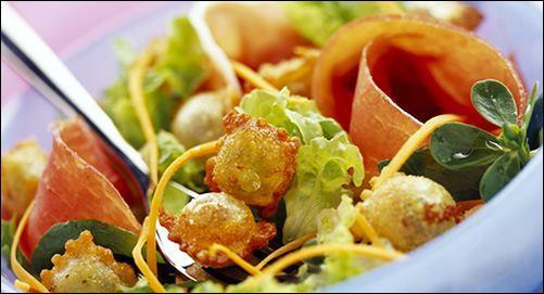 Quelle est cette salade que vous prendrez plaisir à déguster avec un vin de Patrimonio ?