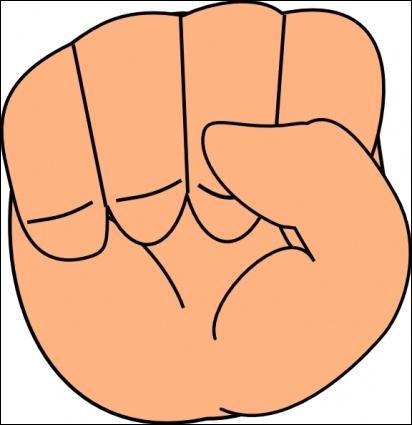 Si vous avez coché au hasard, et très mal coché, comment avez-vous la main ?