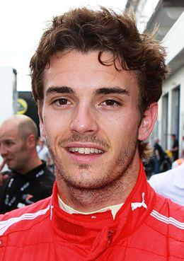 Sportif n°1 : Jules Bianchi