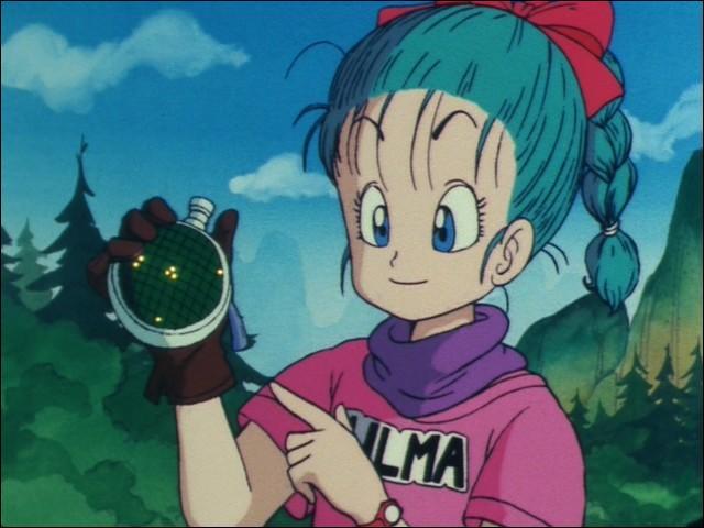 Quel est le nom de cette fille qui a créé le Dragon Radar capable de capter les ondes émises par les Dragon Balls ?