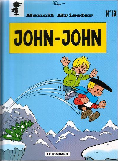 Qui est John-John ?