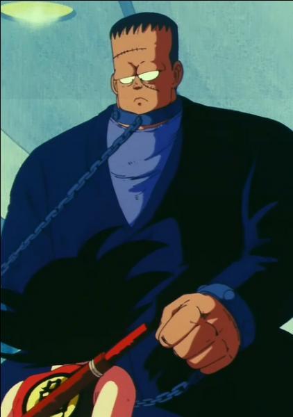 Et encore un cyborg ! Quel est son véritable nom ? Et comment le héros l'appelle-t-il ?