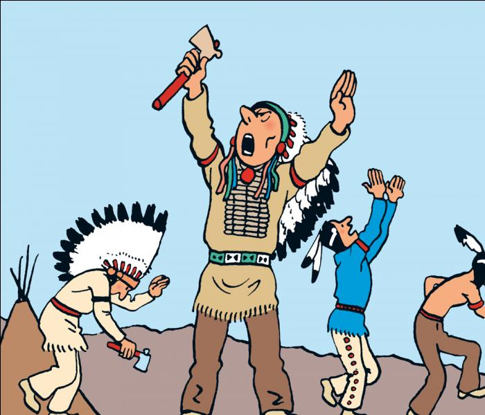 Qui est ce chef de tribu ?