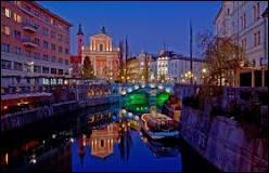 De quel pays Ljubljana est-elle la capitale ?