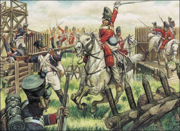 Enfin je sens que certains vont vouloir me faire des remarques sur cette question mais bon tant pis. En 1815 l'armée française est défaite à Waterloo qui devient une victoire britannique, or est-il juste de dire cela ?