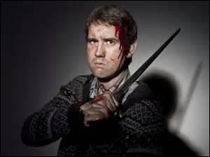 Sur quel personnage Neville tente-t-il de sauter en cinquième année ?