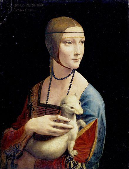 Comment s'appelle cette toile de Léonard de Vinci ?