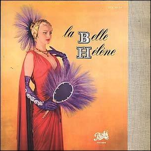"""Qui a composé l'opéra """"La belle Hélène"""" ?"""