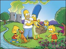 Le créateur Matt Groening a inclus ses initiales (M et G) dans le physique de l'un des personnages des Simpson. Lequel ?