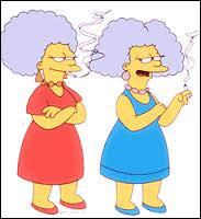 Les sœurs de Marge, Selma et Patty, sont accros à une série télé qu'elles ne veulent rater pour rien au monde. Laquelle ?