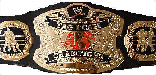 Avec qui remportât il sont unique titre Tag Team ?
