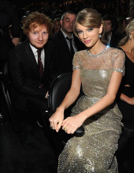 Une belle amitié ! Ils sont inséparables depuis que le chanteur roux a fait la première partie du Red Tour pendant 6 mois. Qui est cette star amie de Taylor Swift ?