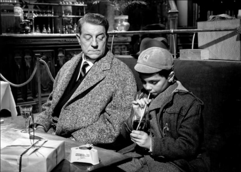 Quel est le titre de ce film de Gilles Grangier ?