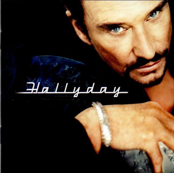 Quel est le nom de cet album de Johnny Hallyday ?