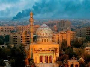 Jetons un p'tit coup d'oeil à Bagdad !