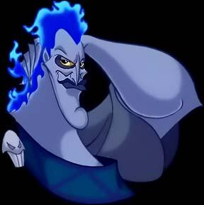 """Ce méchant dieu est dans """"Hercule"""". Comment s'appelle-t-il ?"""