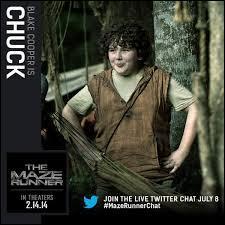 Chuck est le plus ...