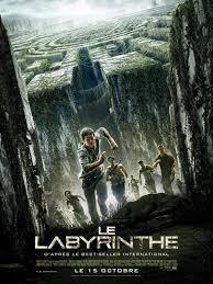 Personnages du film 'Le Labyrinthe'