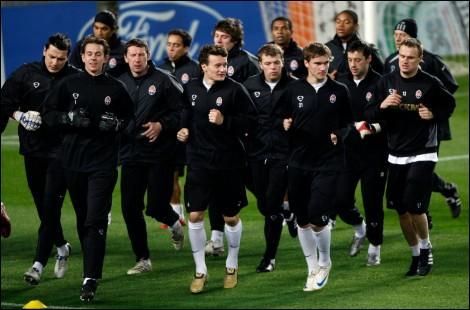 Quel est le surnom du club de foot du Shakhtar Donetsk?
