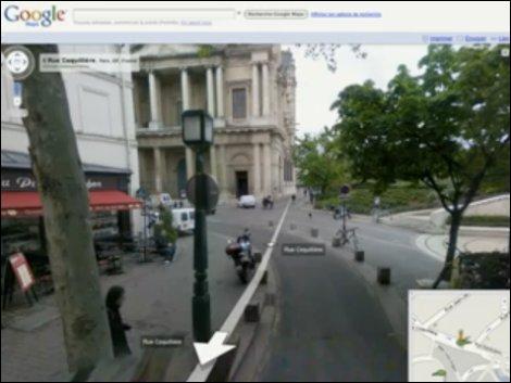 Des Anglais se sont rebiffés contre la présence des caméras de Google dans leur rue. Pourquoi?