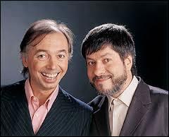 Pour quelle compagnie d'assurance Philippe Chevallier et Régis Laspalès font-ils la publicité depuis 2007 ?
