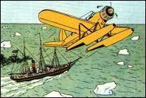 """Dans l'album """"L'Etoile mystérieuse"""", Tintin recherche une météorite dans l'océan Arctique à bord d'un hydravion. Quel métal inconnu d'origine extraterrestre cette météorite contient-elle ?"""