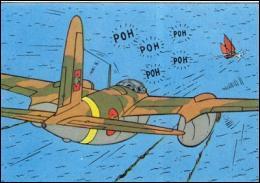 """Dans l'album """"Coke en stock"""", un mosquito piloté par Piotr Szut mitraille le bateau dans lequel se sont réfugiés Tintin et ses amis. Quelle est la nationalité de ce pilote qui deviendra un ami ?"""