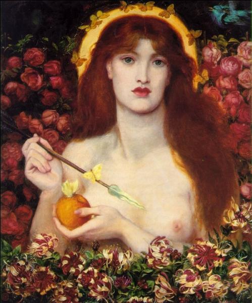 Qui est cette déesse grecque ? Elle symbolise la beauté et l'amour.