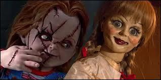 Qui veut un duo Chucky/Annabelle ?