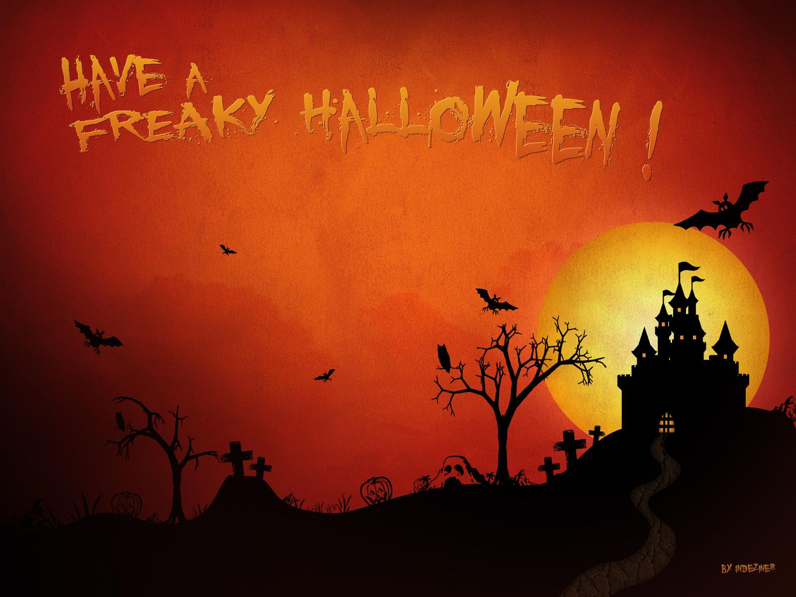 Have a freaky Halloween !