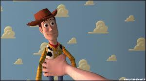"""Toy story (Je suis ton ami) : """"Rappelle-toi ce que ton vieux pote disait..."""""""