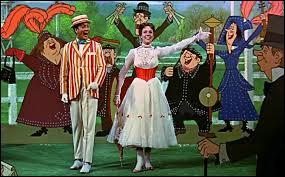 "Mary Poppins (Supercalifragilistiexpialidocious) : ""supercalifragilistiexpialidocious..."""
