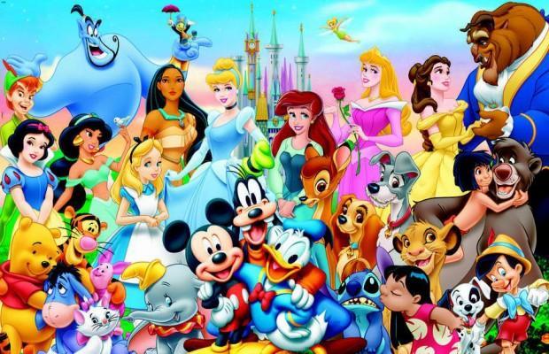 Chansons de Disney