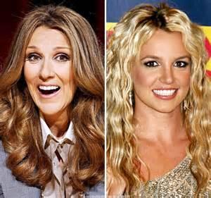 Quand Céline Dion rencontre Britney Spears !