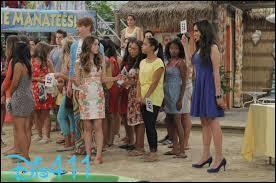 Dans la saison 3, une fille parfaite gagne une journée avec Austin, ce qui va rendre Ally jalouse, qui est cette fille ?