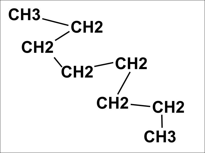 Quel est le nom de cette molécule ?
